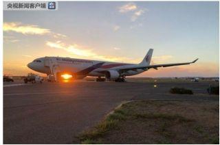 马航MH122引擎故障 乘客亲历惊魂一刻