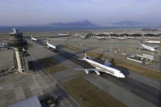 民航早报:香港机场货邮吞吐量破500万吨