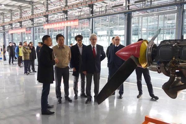 GA20飞机首次型号合格审查组(TCT)会议召开
