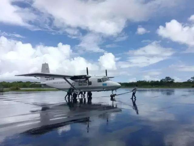 美联航撤了,中国政府援助的飞机来了!