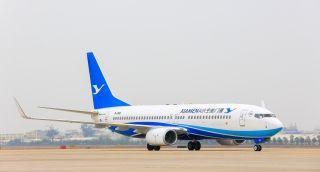 2018年首架新飞机加盟 厦航机队增至187架