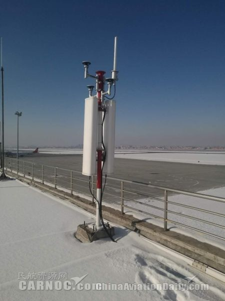 新疆區ADS-B地面站順利完成GPS升級工作