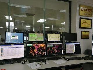 海南空管分局辖区ADS-B信号引接测试工作完成