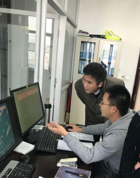 新疆区ADS-B工程中小显安装完成过半