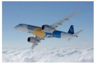 巴航工业E2系列飞机为全球最高效单通道喷气飞机