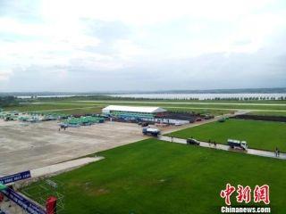 全国最大低空空域在沈阳通用航空产业基地开放