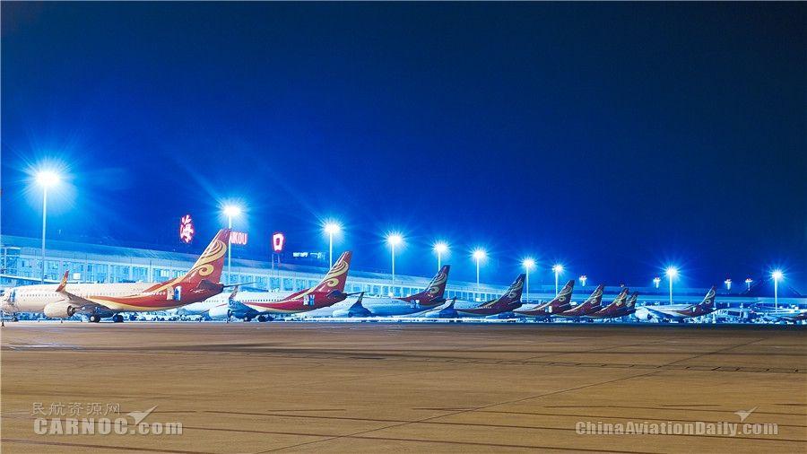 春运来了 美兰机场预计输送旅客逾330万人次