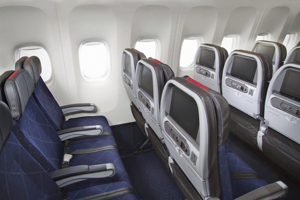 美航改善国内航班高端经济舱 加强产品吸引力