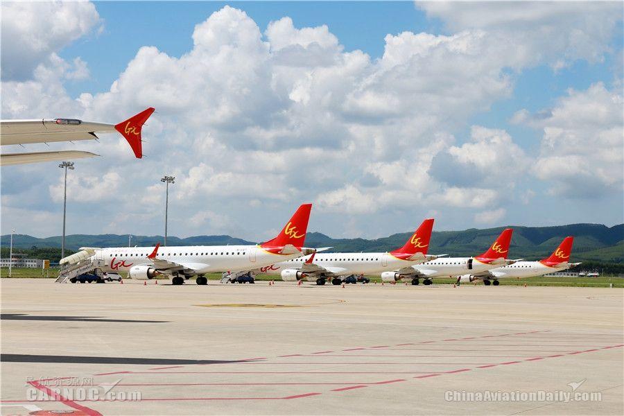 北部湾航空2017年旅客运输量突破300万人次