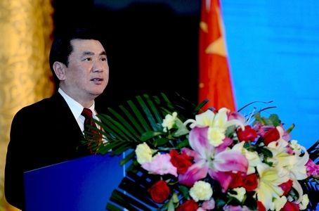 亚太民航部长级会议 冯正霖致欢迎辞