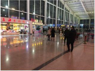 春运首日 乌海机场迎送旅客1444人次