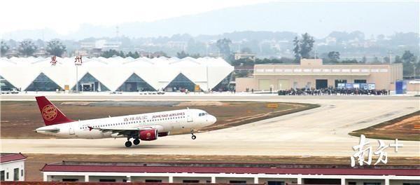 建千万级新干线机场…惠州将有这些大动作!