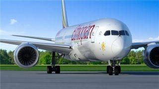 埃塞俄比亚机场迎新春 回家路上吃饺子