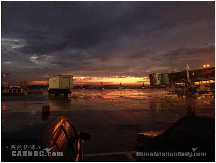 青岛机场提升保障能力引领运行品质走在全国前列