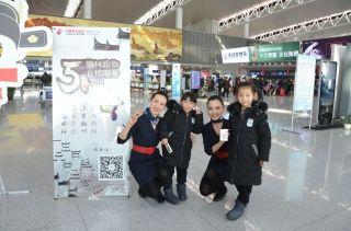 东航安徽创新客舱服务 温暖归家旅途