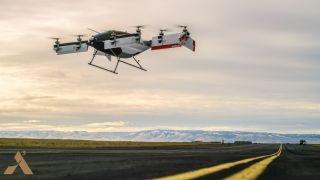 空客Vahana自动驾驶电动垂直起降飞机首飞