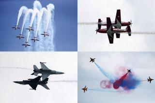 据彭博社报道,与巴黎航展,范保罗航展并称世界三大航空展览的新加坡航展已于2月6日正式拉开帷幕。在此次的航展上空客,波音,庞巴迪,巴航工业等业界巨头将会展示它们的最新产品。此外,豪华商务机,军用战斗机和直升机都会与业内人士及航空爱好者见面。