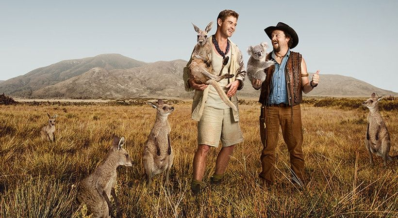 澳洲旅游局的这支广告 确定不是电影预告片?