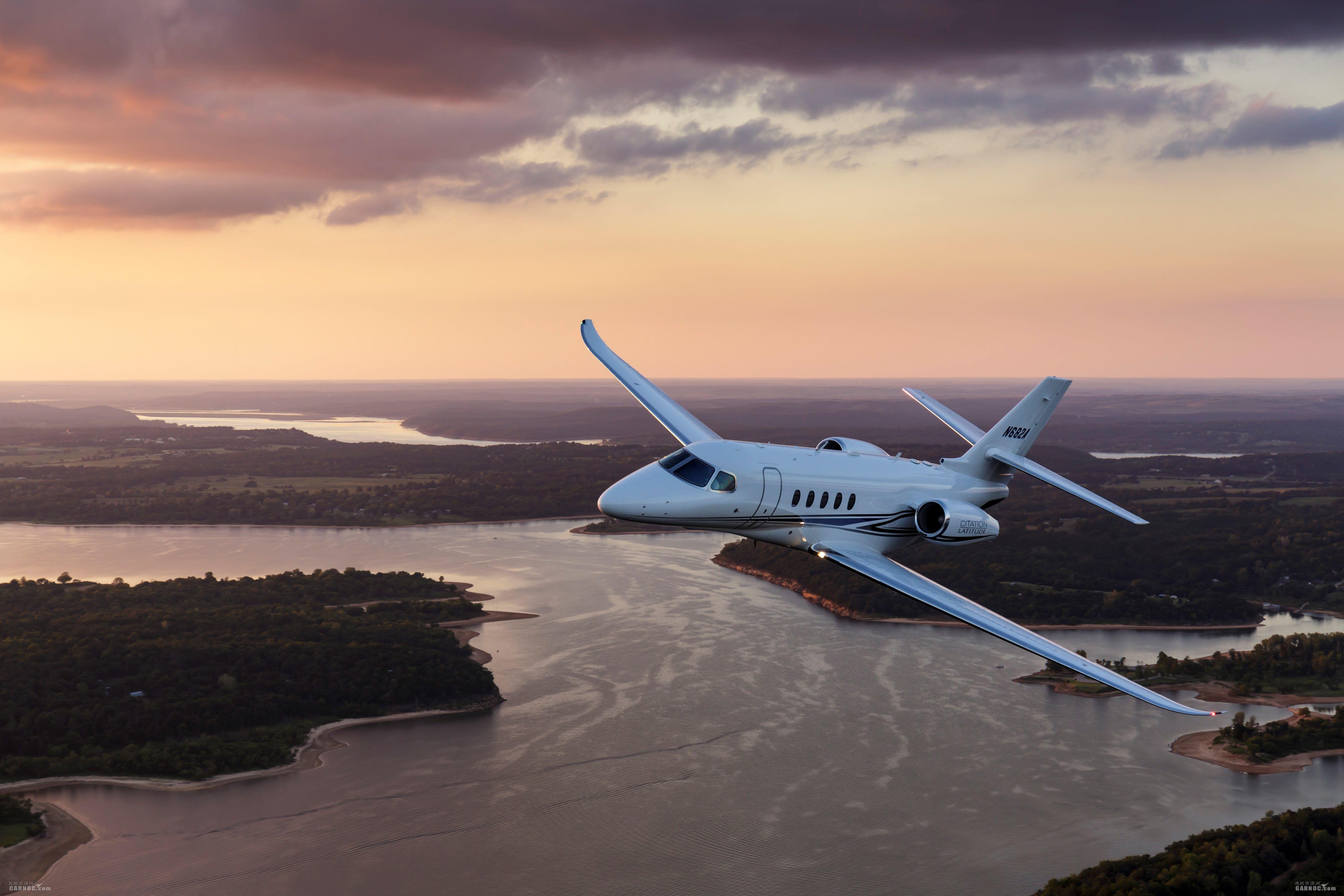 赛斯纳奖状680A纬度获得中国及澳大利亚认证