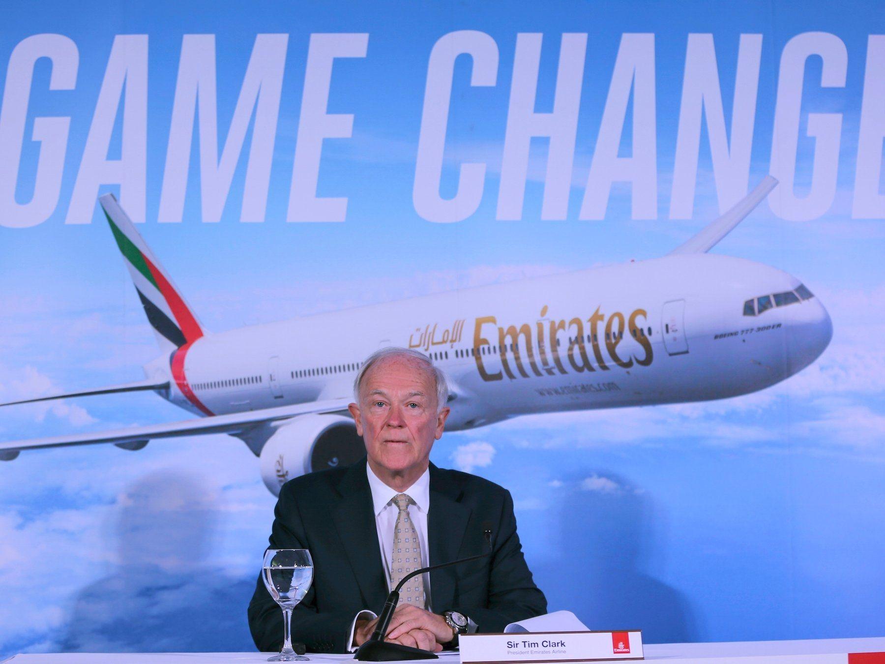 阿航总裁警告航空业:不重视科技将被淘汰!