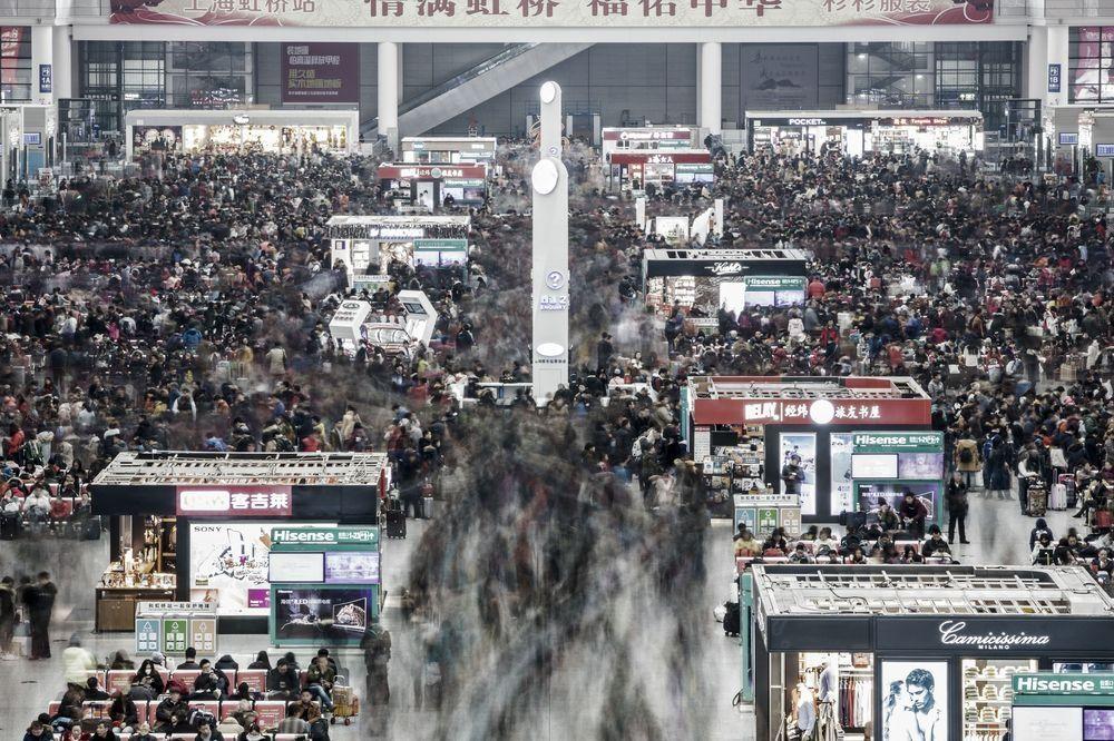 这场全球最大规模迁徙,因为中国高铁而改变!