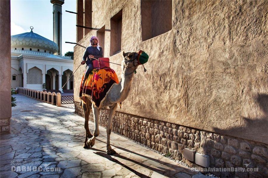 去年中国游客赴迪拜人数飙升至76万 同比增41%