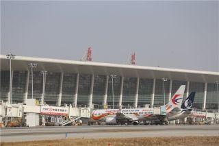春节假期郑州机场发送旅客突破55万人次