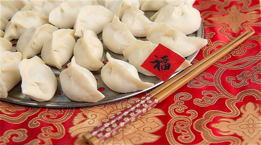 奥凯航空带您回家过年 万米高空邂逅年味饺子