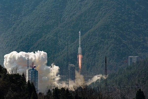 我国成功发射两颗北斗卫星 导航能力进一步提升
