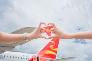 桂林航空践行海航精神 为您的幸福保驾护航