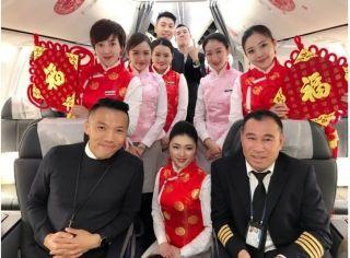 东海航空春节主题航班带您欢乐过大年