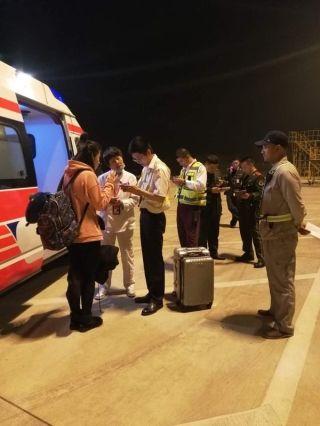 旅客突发疾病 上海航空跨年航班备降三亚
