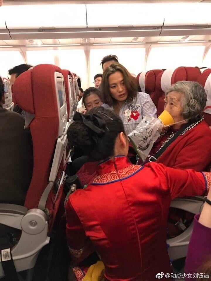 旅客突发不适 川航空乘妥善处置助旅客平安出行