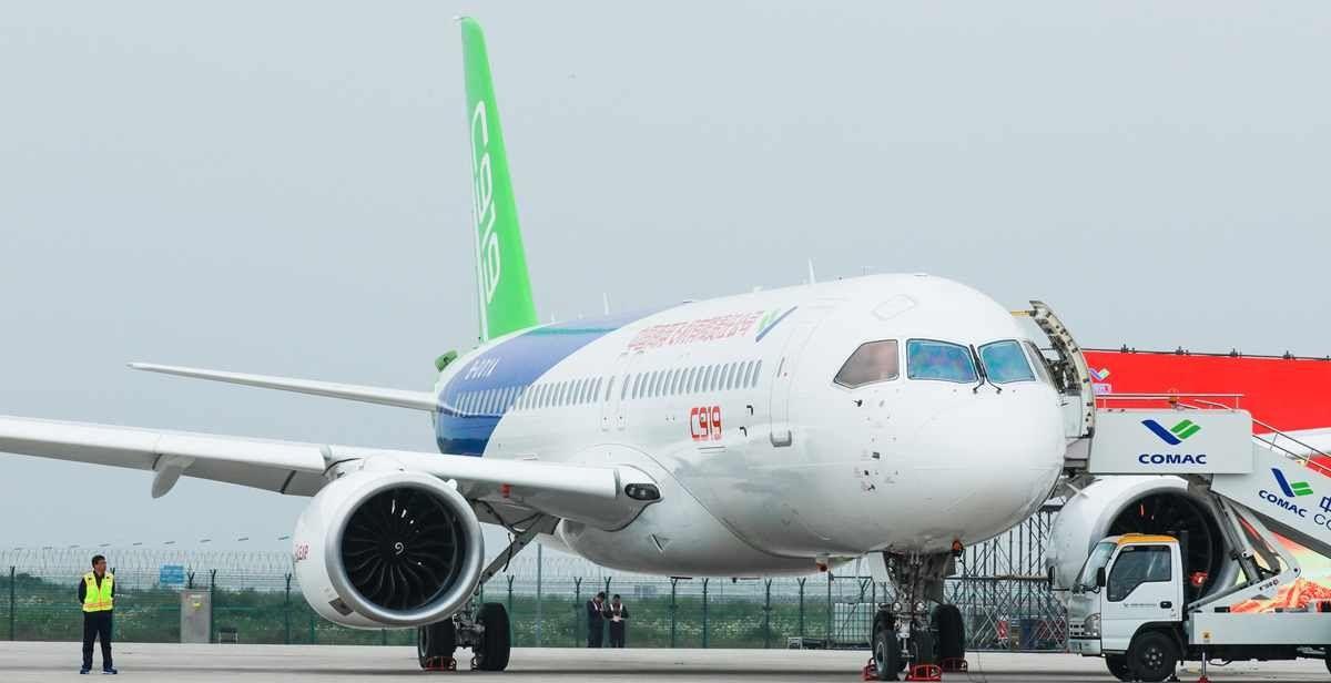 C919新春再出发 102架机今年投入适航取证飞行