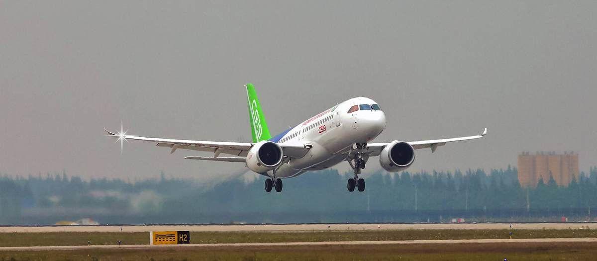 中欧首个民航协定利好国产飞机
