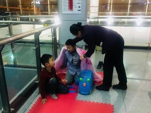 长白山机场:春运保障中的那些事