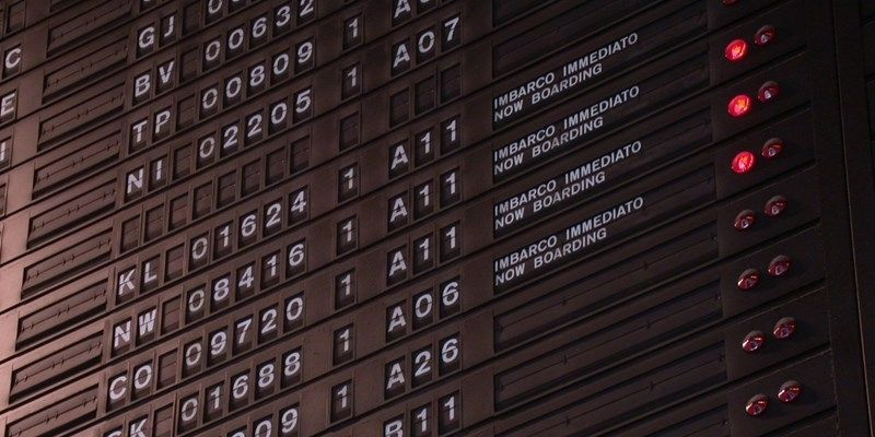 解码区块链(第三部分):飞行数据管理