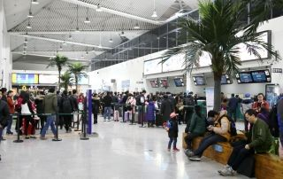 2018年春节期间 惠州机场客流屡创新高