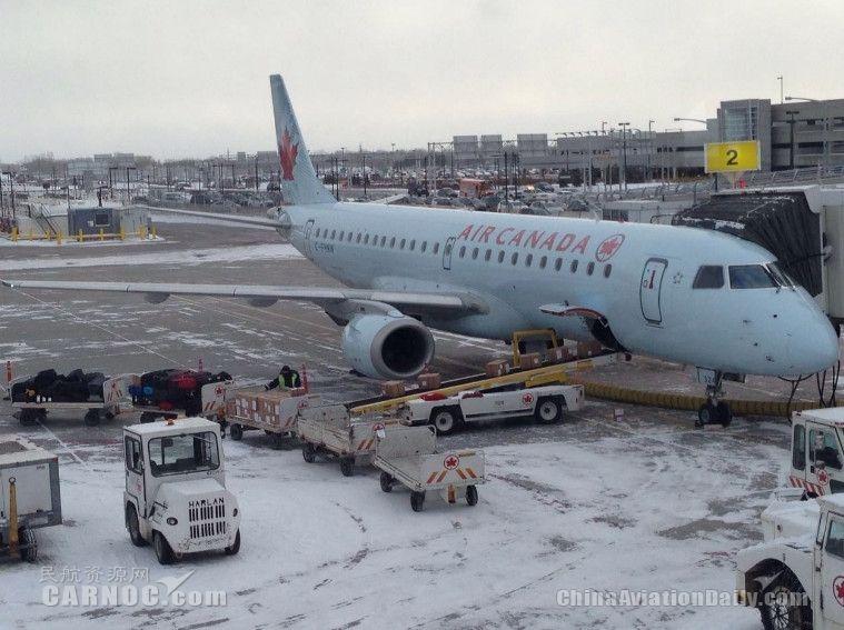 新飞机到来 加航2019年中之前退役剩余E190