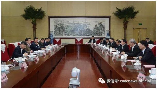 冯正霖:民航局坚定不移支持国产民机发展