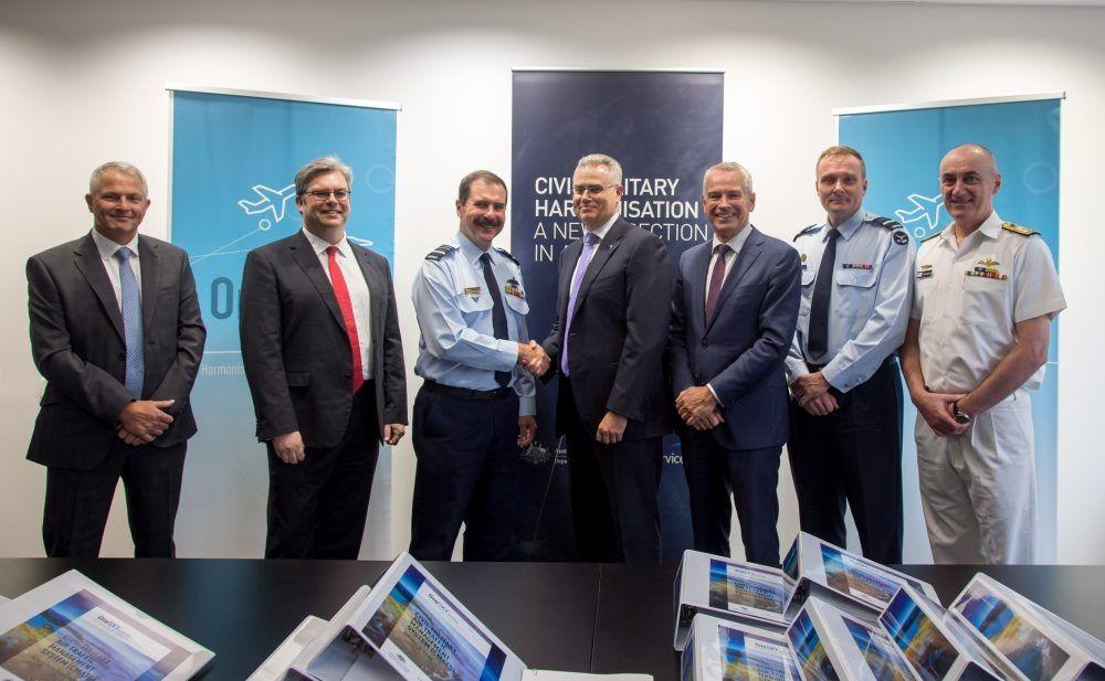 澳大利亚启动军民用空管系统合并工作