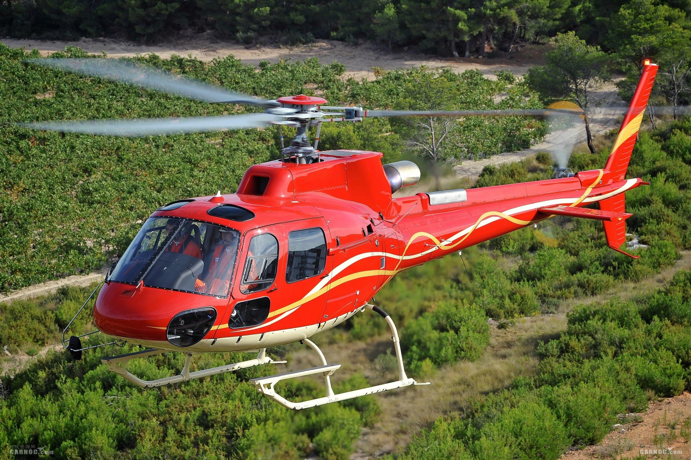 慕尼黑直升机旅游公司订购四架空客H125