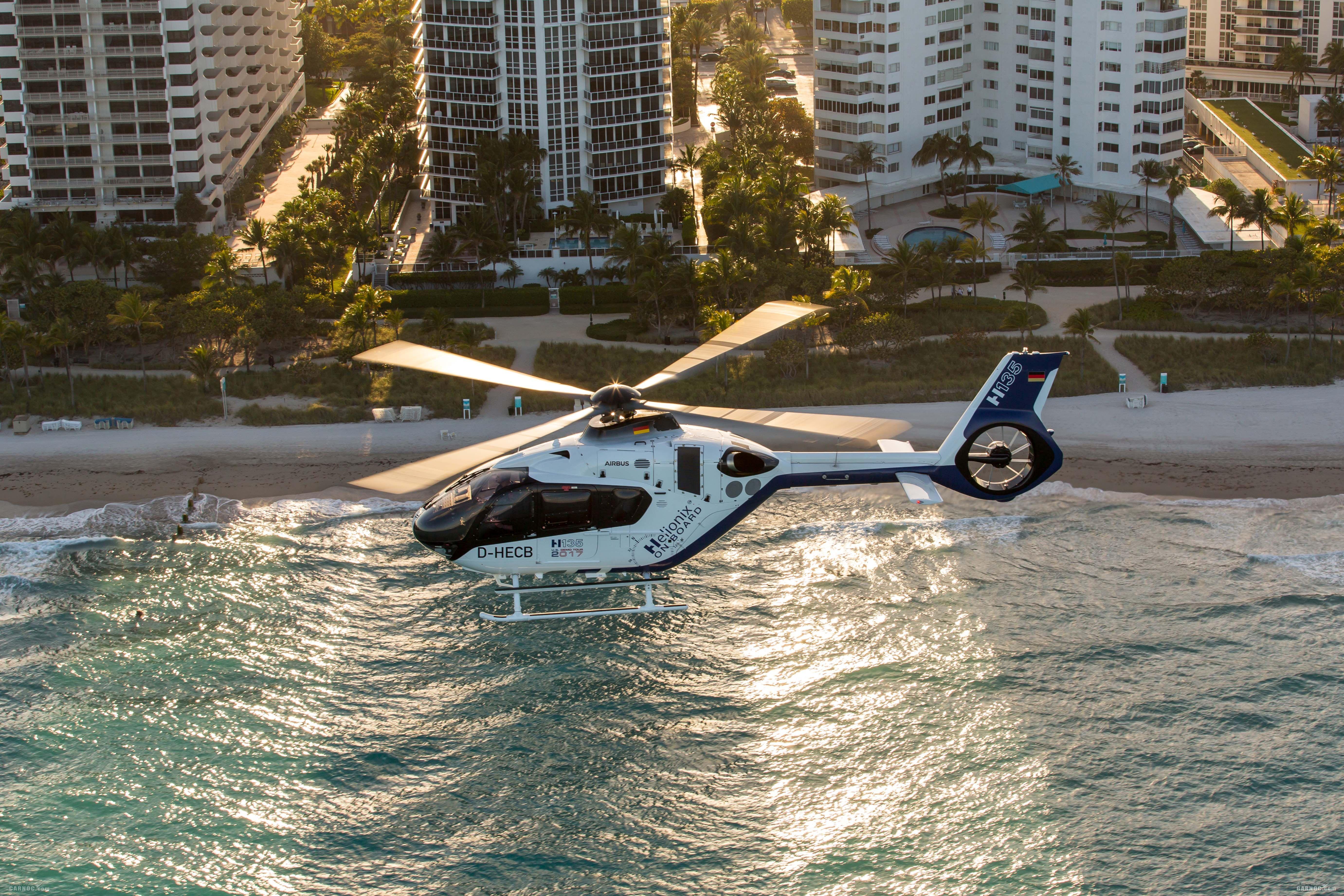 H135直升机Helionix航电系统获FAA认证