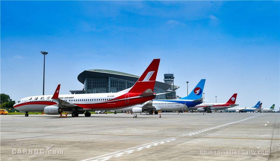 绵阳机场T2航站楼力争年内开工
