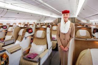 阿联酋航空推出波音777客机全新商务舱布局