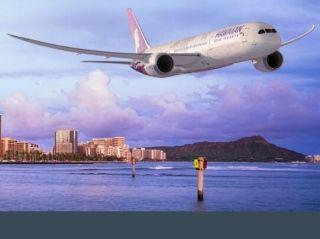 民航早报:夏威夷航空订购10架波音787-9