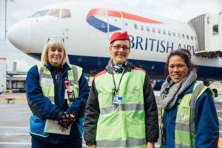 英航全女性机组执飞航班,纪念国际妇女节