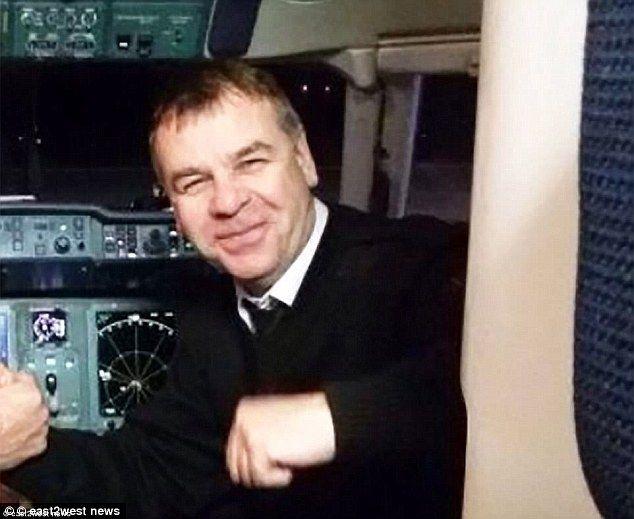 俄载71人客机坠毁前对话曝光 机长:我们完了