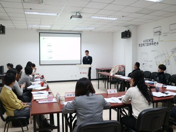 东航北京客舱部开展竞聘工作 加快乘务队伍成长