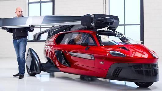 售价49.9万欧元!全球首款量产飞行汽车开放预订